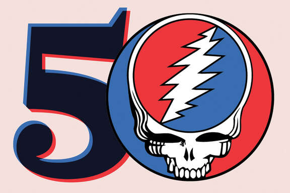 The Grateful Dead at 50.