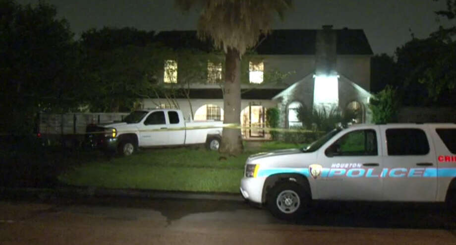 A man was shot to death Wednesday night during an altercation with an acquaintance at a home in southwest Houston.