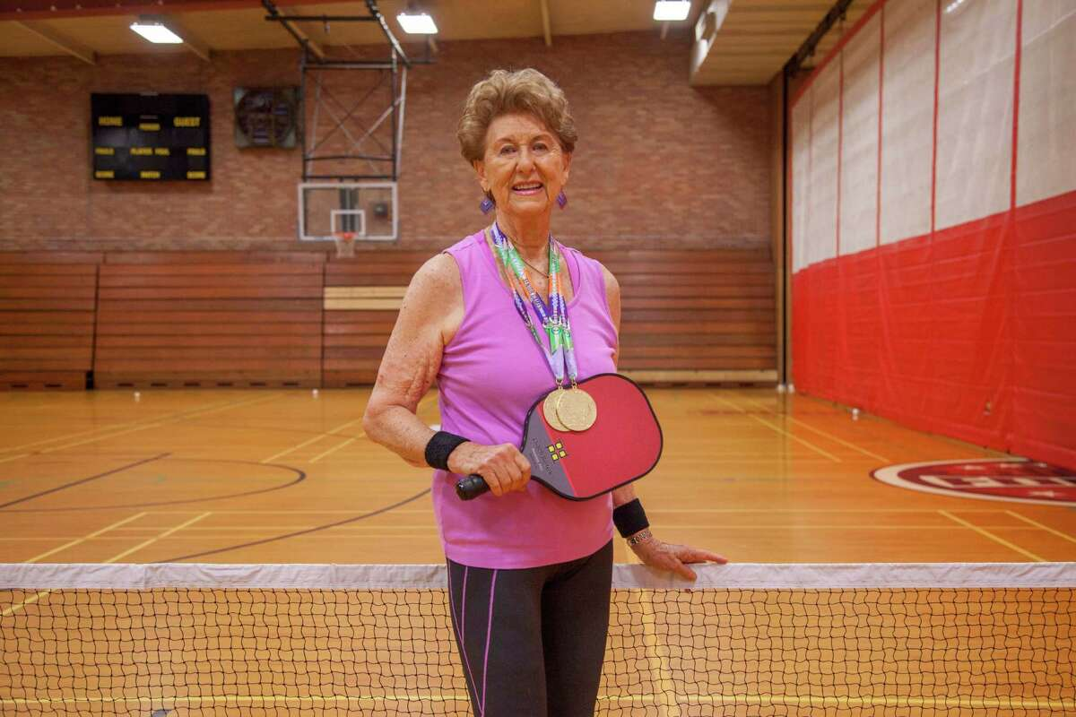 Rochella Cooper will compete in the National Senior Games July 9-16.