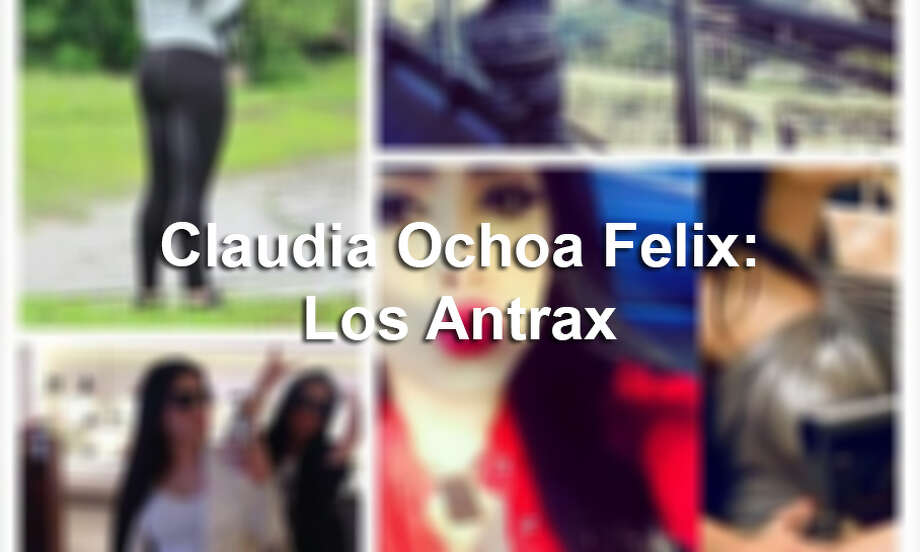 Authorities believe that Claudia Ochoa Felix is the leader of Los Antrax, a murder gang used by the Sinaloa Cartel. Ochoa Felix frequently shows off her lavish lifestyle with photos posted on social media. Photo: SAEN