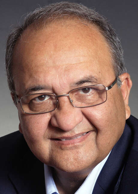 Mir Imran is the chairman and CEO of InCube Labs, a life sciences research and development operation. Fe3 Medical, a spinoff of InCube Labs that is based in San Antonio, has designed a skin patch for patients suffering from iron-deficiency anemia. If the U.S. Food and Drug Administration approves, clinical trials for the product will begin this year. Photo: Courtesy Photo