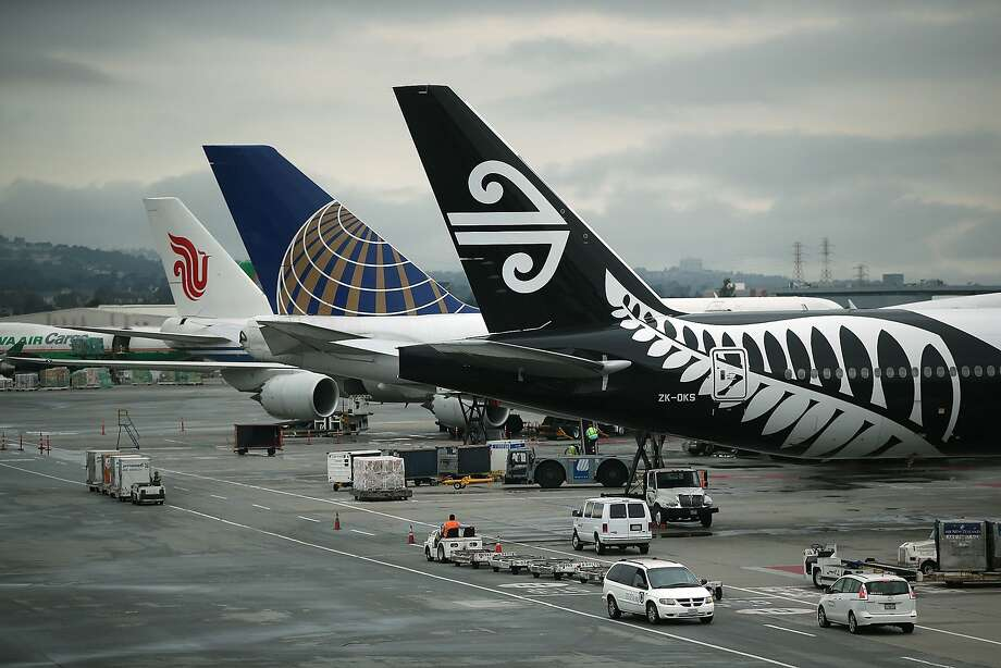 Since April, noise complaints have poured in to San Francisco International Airport. Photo: Justin Sullivan, Getty Images