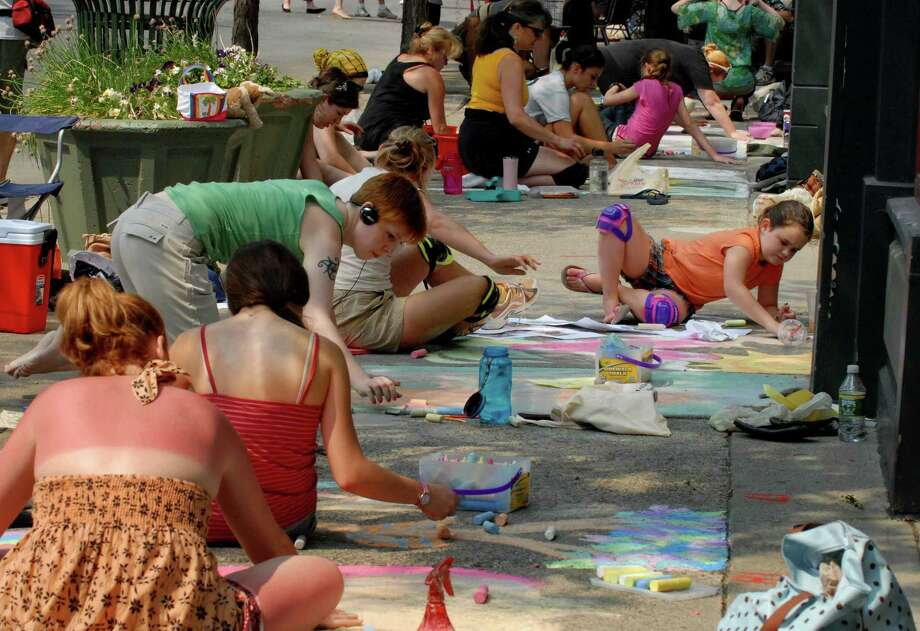At the 12th annualTroy River Fest enjoy craft, art and food vendorsand entertainment for all ages. Where: River St., Troy When: Saturday, June 20, 11 a.m. - 7 p.m. For more info visit the website. Photo: Michael P. Farrell, Albany Times Union / Albany Times Union