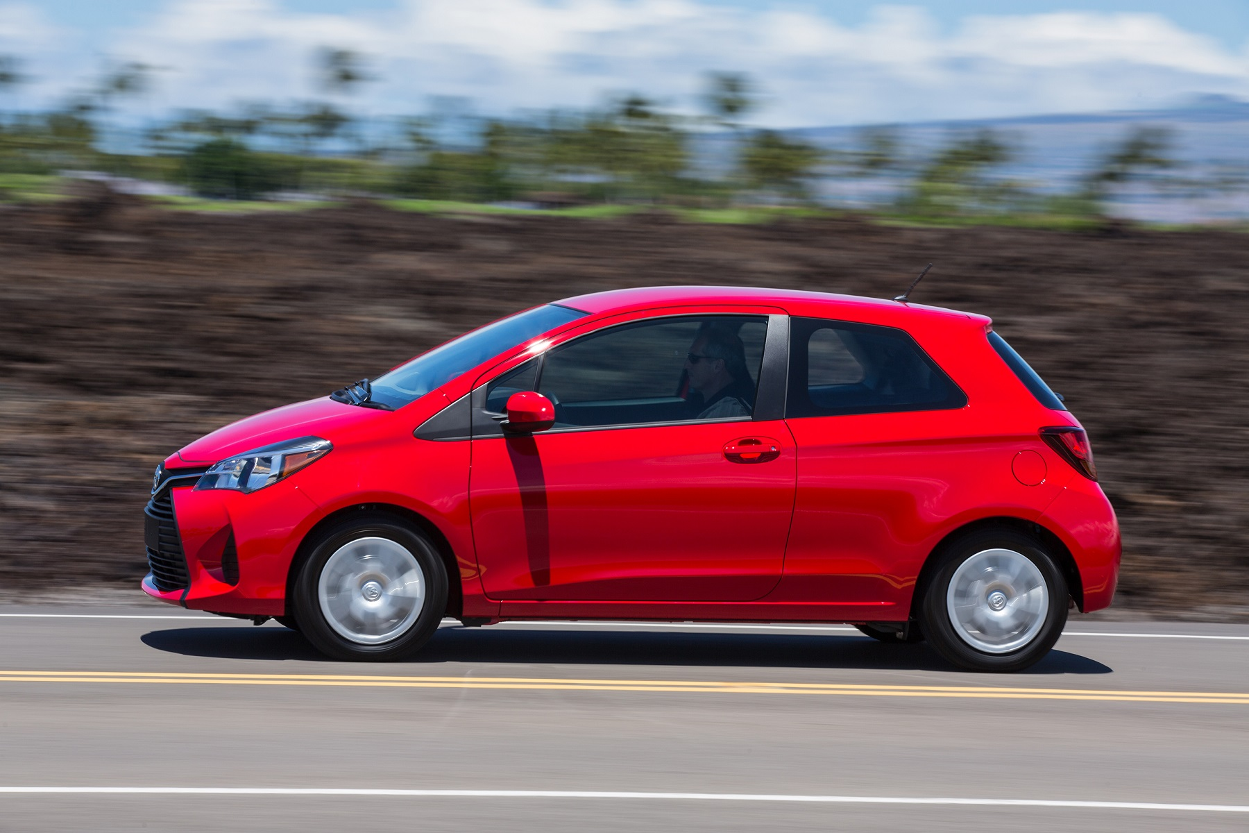Toyota Yaris restyled to evoke the dynamics of a hot hatchback