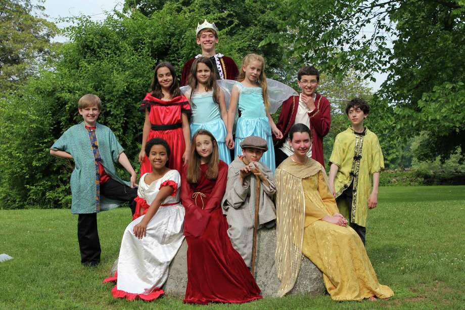 """Fairy Tale Theater will open its 2015 season with 'Sleeping Beauty."""" Photo: Contributed Photo"""