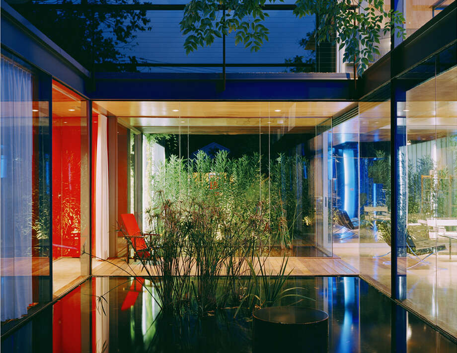 Annie Residenceby Bercy Chen Studio LP in Austin, Texas. Photo: Mike Osborne/Bercy Chen Studio LP