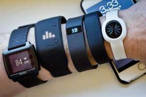 Fitness trackers are hot, but do they really help? - Photo