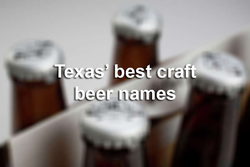 You'd think that everything in the beer world is all fun and sips, but legal woes and a rapidly expanding brewery scene is creating a strange problem. One aspect of the beer distribution process is halting output, affecting the rate at which you see bottles on shelves. Click to see some of Texas' most oddly named brews.