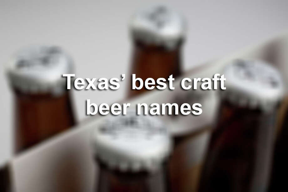 You'd think that everything in the beer world is all fun and sips, but legal woes and a rapidly expanding brewery scene is creating a strange problem. One aspect of the beer distribution process is halting output, affecting the rate at which you see bottles on shelves.Click to see some of Texas' most oddly named brews. / © 2014  Houston Chronicle