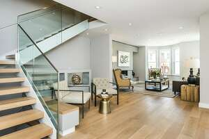 Revitalized Edwardian boasts modernist design, landmark views - Photo