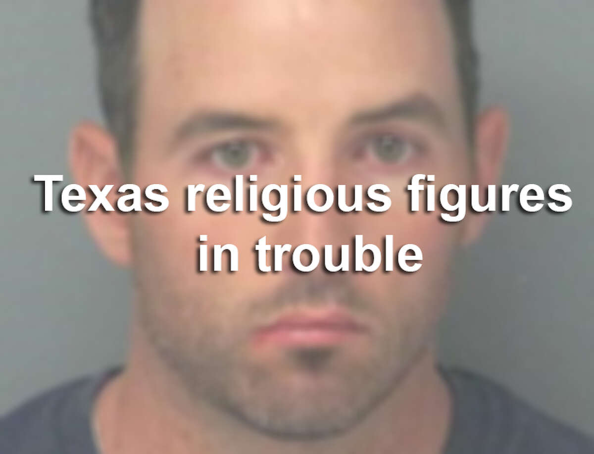 Scroll through the gallery to see which religious figures in the Lone Star State have gotten in hot water.