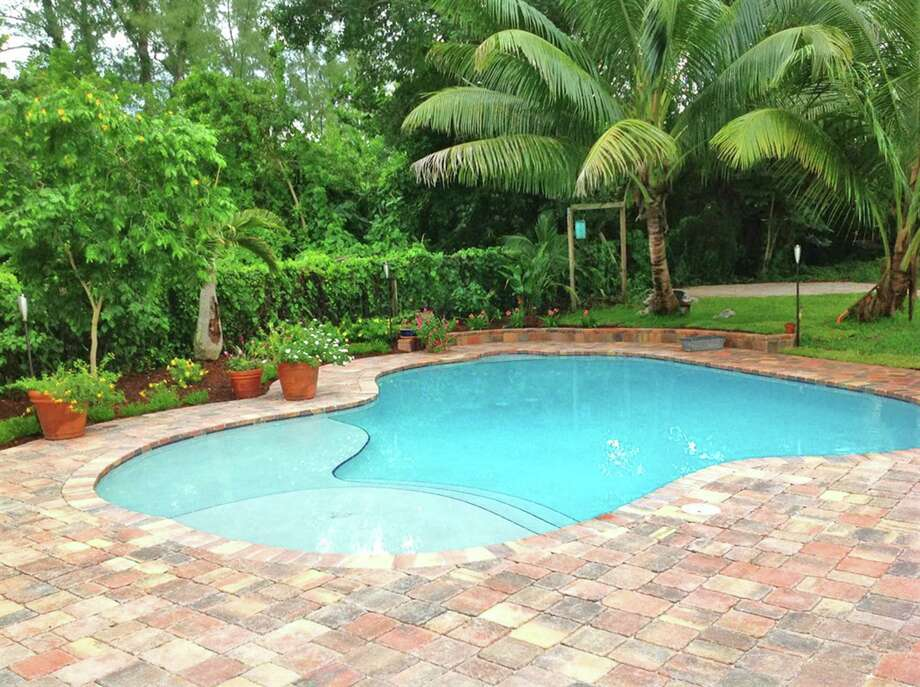 On average, it costs between $1,500 and $2,500 to convert a pool to a saltwater system. (Photo courtesy of Angie's List member James S.) Photo: James S., HO / McClatchy-Tribune News Service / Angie's List