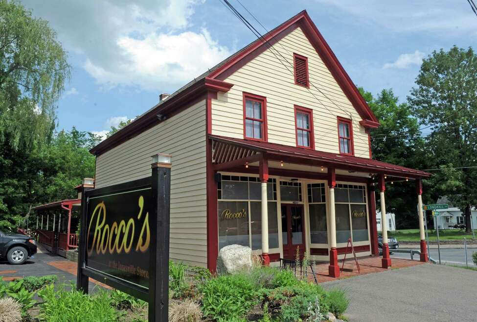 Rocco's restaurant at 989 Main Street on Wednesday June 10 2015 in Jonesville, N.Y. (Michael P. Farrell/Times Union)
