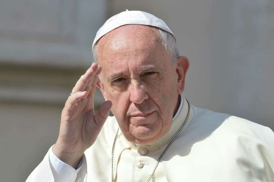 Pope Francis (AFP / Getty Images) Photo: ALBERTO PIZZOLI, Staff / AFP