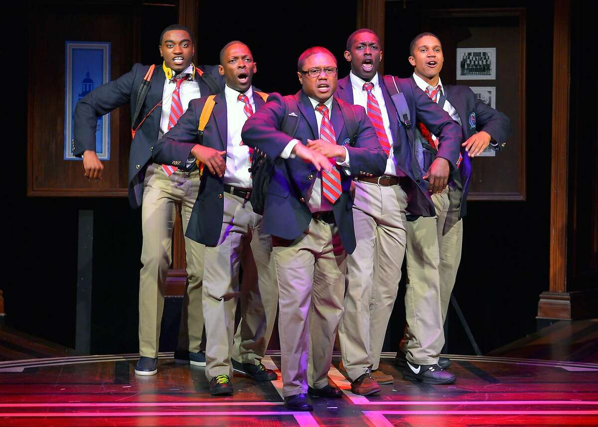 Choir Boy 1.jpg The cast of Tarrell Alvin McCraney's