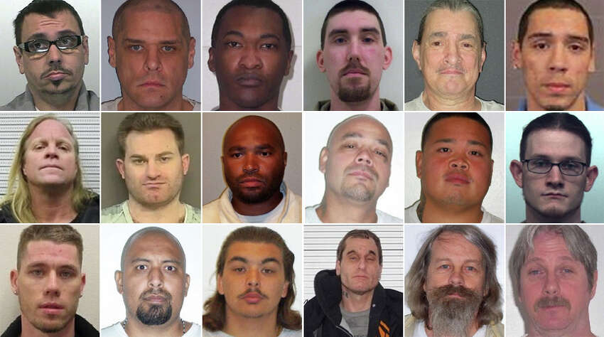 Washington's Department of Corrections is currently looking for dozens sex offenders who've violated their parole. Take a look at the state's most wanted.