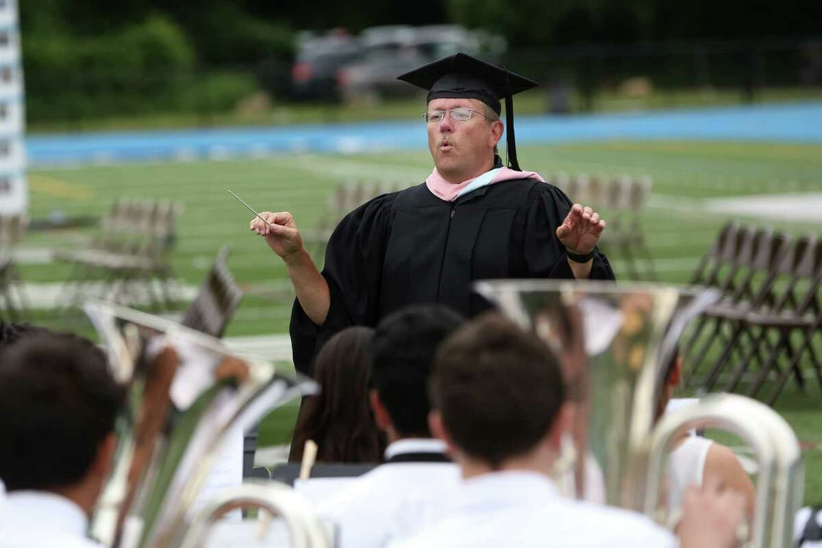 Bunnell High School Commencement exercises on June 18, 2015.