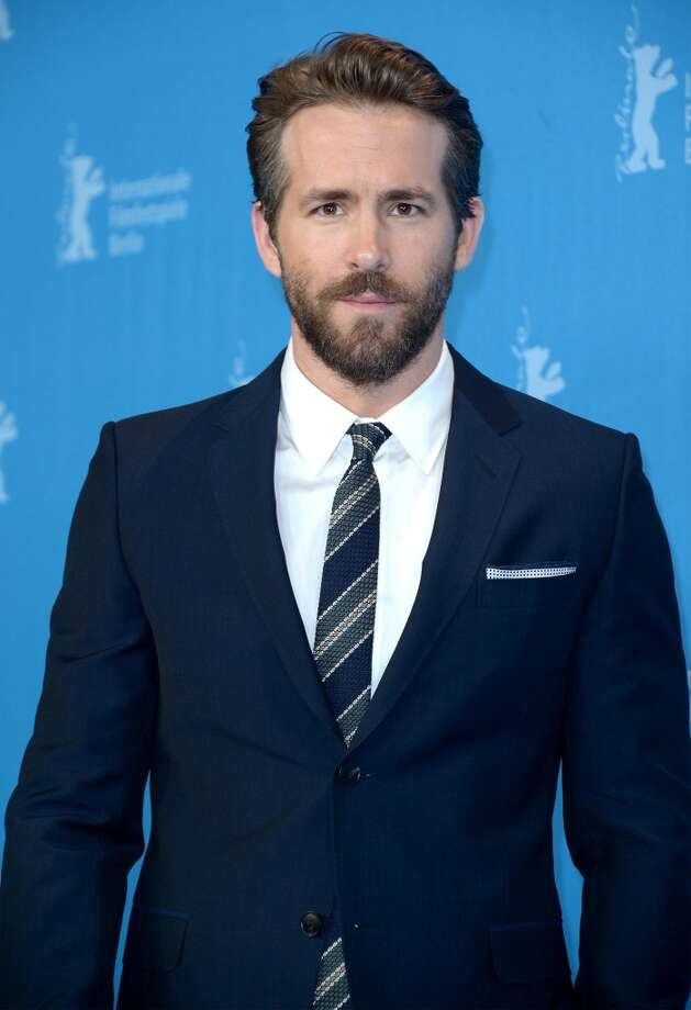 Ryan Reynolds and wife Blake Lively are the proud — and very attractive — parents of daughter James.