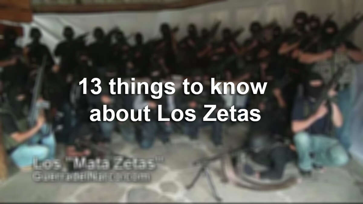 Here at the 13 things you need to know about one of Mexico's deadliest cartels, Los Zetas.