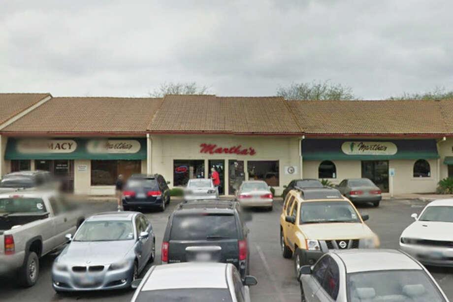 Martha S Restaurant In San Antonio