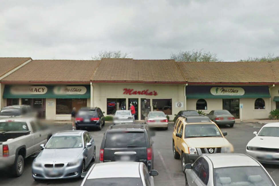 Martha's Mexican Restaurant: 5822 Babcock Road, San Antonio, Texas 78240Date: 08/03/2016 Score: 72Highlights: Rodent droppings seen in back room, food handler did not wash their hands properly, inspector observed food handler touch food with bare hands, hard shelled eggs not stored at correct temperature, food not protected from cross contamination (raw meats stored above cooked foods), no paper towels at hand washing sinks