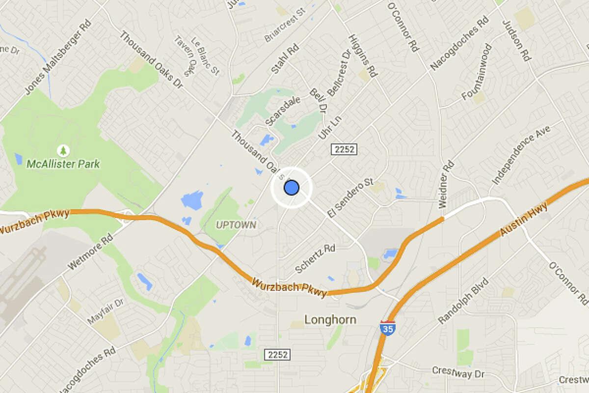 THOUSAND OAKS CAFE: 4334 THOUSAND OAKS DR. San Antonio , TX 78217 Date: 06/18/2015 Demerits: 14
