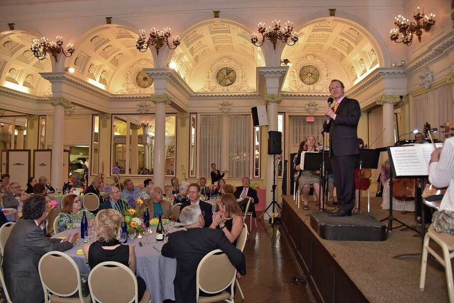 Were you Seen at the Albany Symphony Orchestra's Conductor's Circle Party at the Canfield Casino in Saratoga Springs on Thursday, June 18, 2015? Photo: Rachel Jason