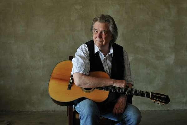 Legendary Texas singer-songwriter Guy Clark