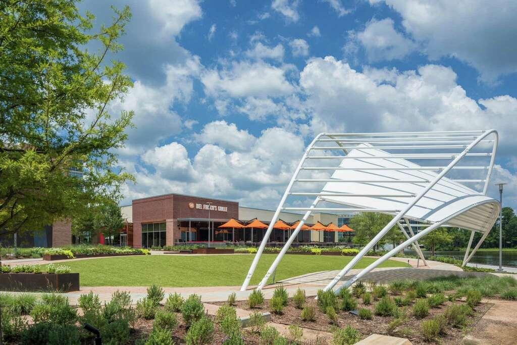 Hughes Landing Adds Outdoor Entertainment Venue Houston Chronicle