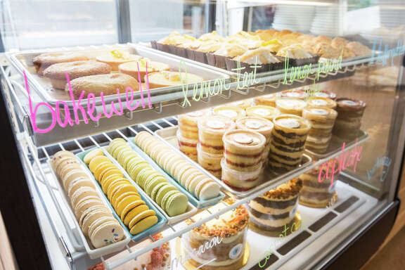 Fluff Bake Bar in Midtown satisfies grown-ups' sugary indulgences with retro favorites such as snickerdoodles and Fluffernutters.