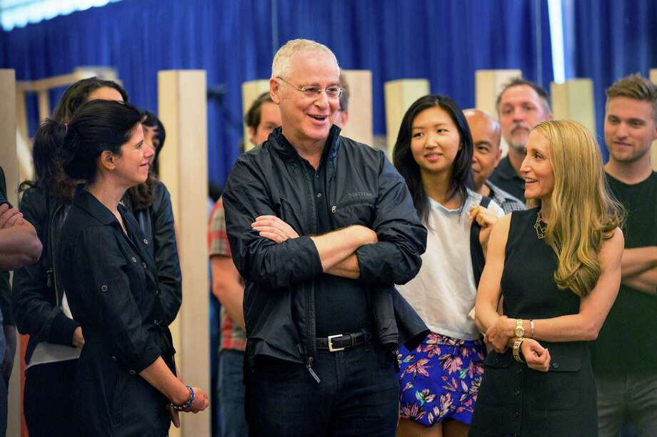 """Ron Chernow, whose biography of Alexander Hamilton inspired the upcoming Broadway musical """"Hamilton,"""" is dismayed by news of plans to redesign the $10 bill.  Photo: SARA KRULWICH, STF / NYTNS"""