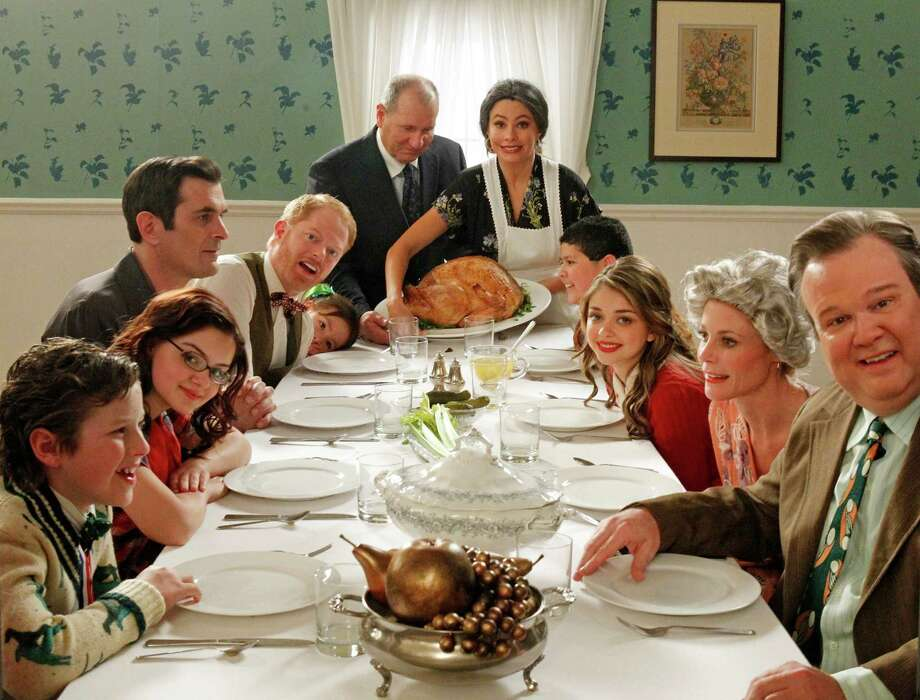 """TV families we want for the holidaysSure, our real families are great. But the clans in this slideshow would make the holidays, um, interesting. Keep clicking to see who made our list. Photo: Peter """"Hopper"""" Stone, Handout / ONLINE_YES"""