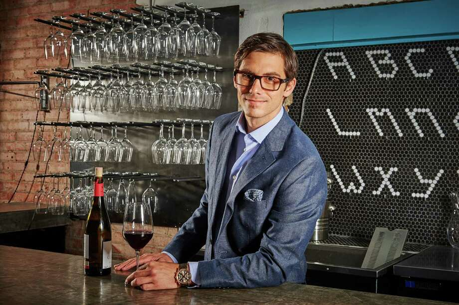 Paul Petronella, owner of Paulie's Restaurant, has been named by Tiffany & Co. as a style influencer for the brand's new watch collection. Photo: Fulton Davenport / ONLINE_YES