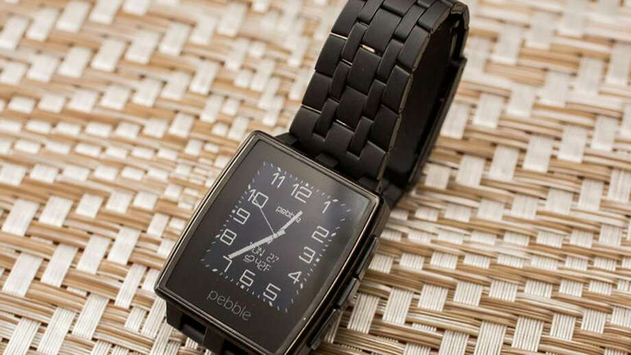 Pebble's challenges include a lack of resources and a continuing struggle to define its audience. Photo: Handout, McClatchy-Tribune News Service