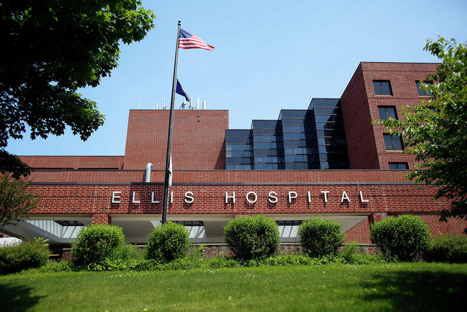 An exterior view of Ellis Hospital Tuesday, June 17, 2014, in Schenectady, N.Y. (Tom Brenner/ Special to the Times Union archive) Photo: Tom Brenner / ©Tom Brenner/ Albany Times Union