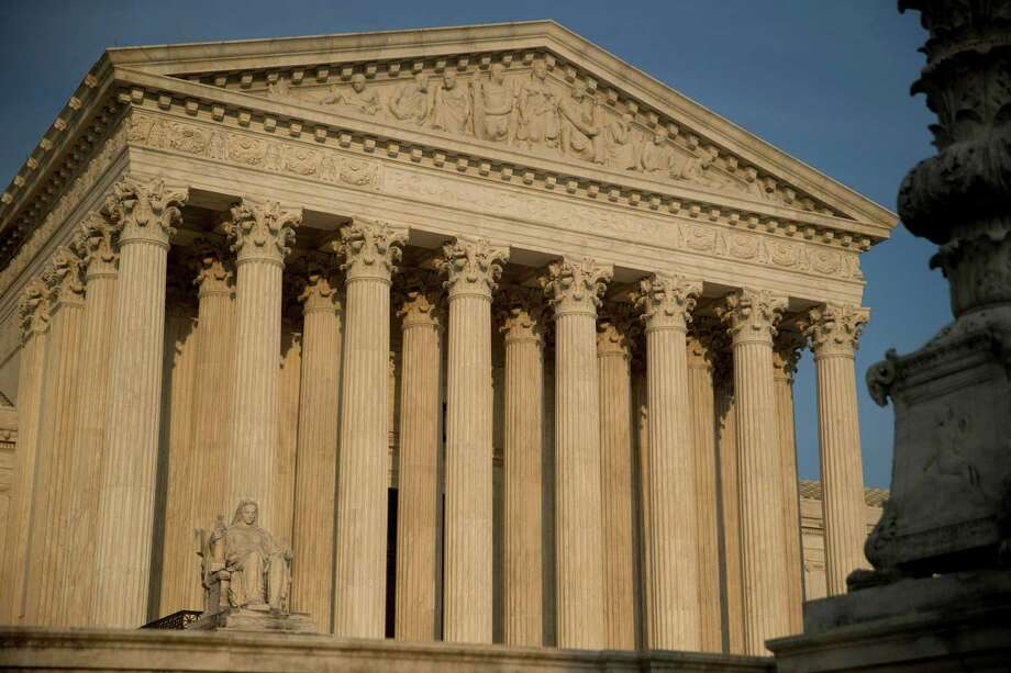 The U.S. Supreme Court is poised to issue blockbuster rulings on same-sex marriage and health care with both rulings due by the end of June as the court finishes its nine-month term with its traditional flurry of major opinions. (Andrew Harrer / Bloomberg) Photo: Andrew Harrer / © 2015 Bloomberg Finance LP
