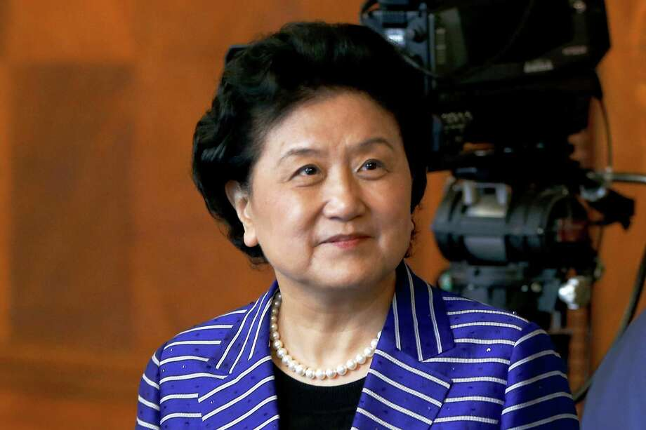 The Vice Premier of the People's Republic of China, Liu Yandong. (AP Photo / Keith Srakocic) Photo: Keith Srakocic, STF / AP