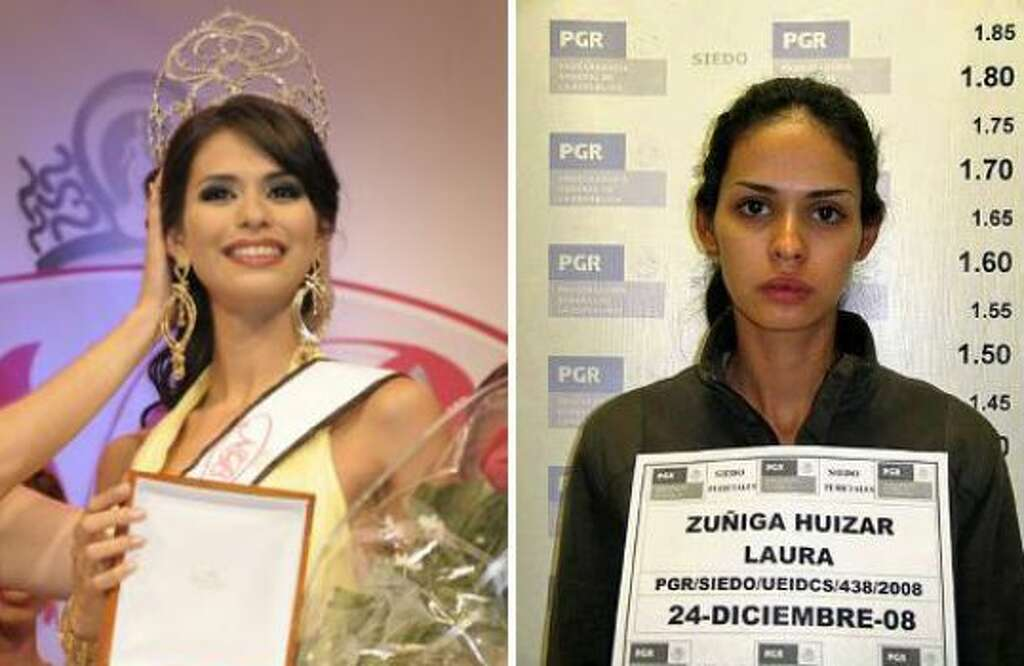 9 People Frequently Mistake Her For Laura Zuniga Miss Sinaloa 2008unlike The 2007