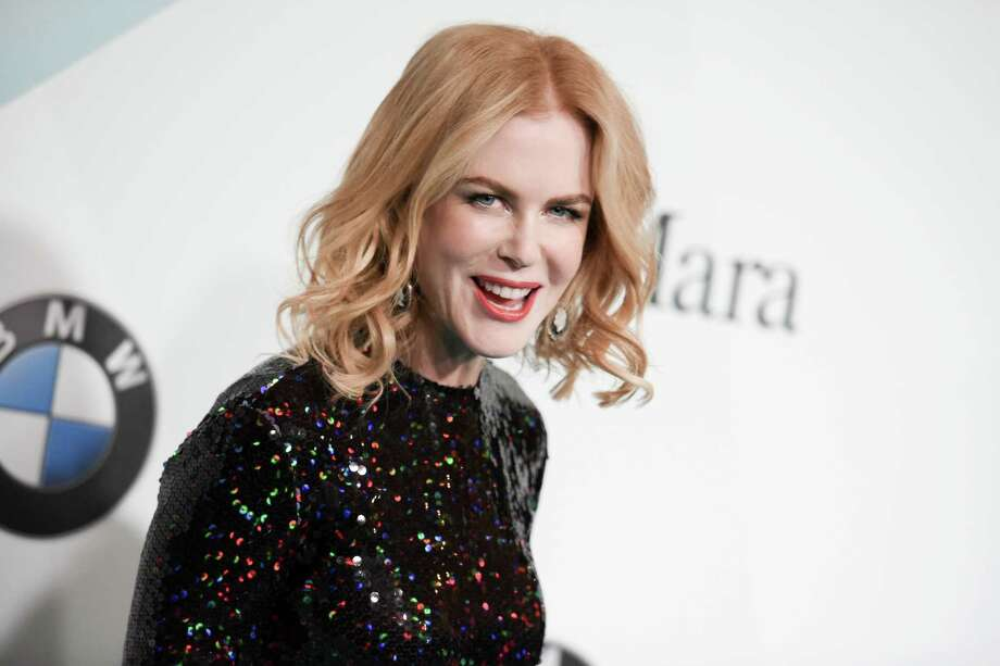 Nicole Kidman arrives at the Women in Film 2015 Crystal And Lucy Awards at the Hyatt Regency Century Plaza on Tuesday, June 16, 2015 in Los Angeles. (Photo by Richard Shotwell/Invision/AP) ORG XMIT: CAPS106 Photo: Richard Shotwell / Invision