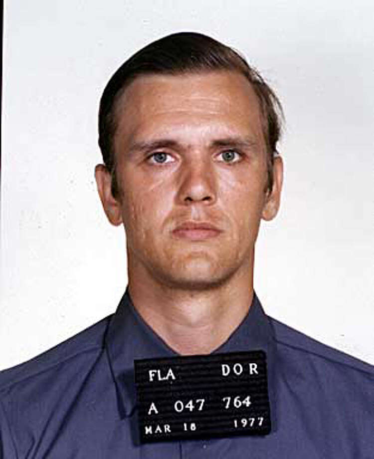 In this undated photo provided by the Florida Department of Corrections, escaped inmate Glen S. Chambers is shown. While making office furniture at a state prison in February 1990, Chambers got other inmates to box him inside a crate and load it onto a truck, authorities said. Chambers is among more than 160 state prison escapees nationwide who are listed as on the loose, The Associated Press found in a coast-to-coast survey. (Florida Department of Corrections via AP) ORG XMIT: NYR405 / Florida Department of Corrections
