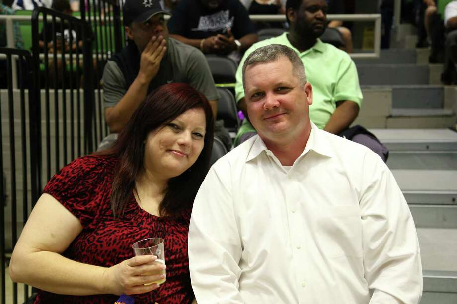 San Antonio residents were at the WNBA to watch S.A. vs MIN on June 19, 2015. Photo: Marco Garza Give Me A Shot, Marco Garza /  2015 Give Me a Shot San Antonio,Texas United States