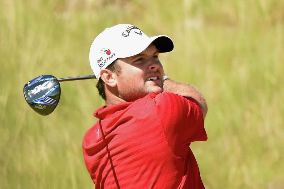 UNIVERSITY PLACE, WA - JUNE 19:  Patrick Reed of the United States watches his tee shot on the seventh hole  during the second round of the 115th U.S. Open Championship at Chambers Bay on June 19, 2015 in University Place, Washington.  (Photo by Harry How/Getty Images) ORG XMIT: 527960659 Photo: Harry How / 2015 Getty Images