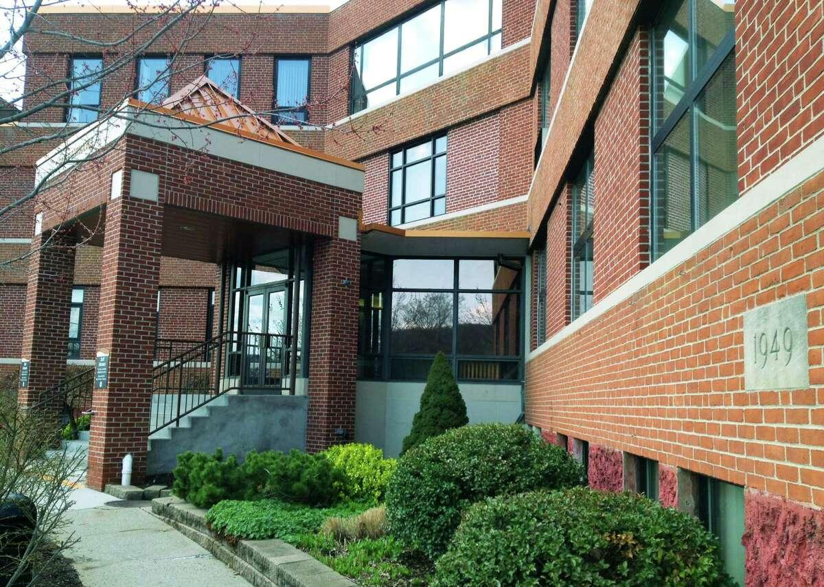 New Milford Hospital. April 2014