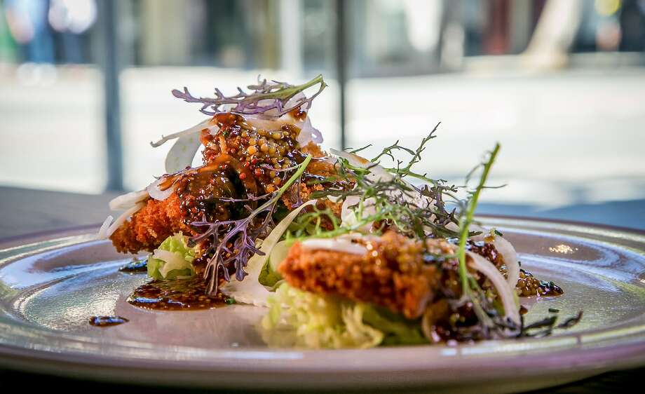 The Pork Schnitzel at Trestle in San Francisco, Calif., is seen on June 20th, 2015. Photo: John Storey, Special To The Chronicle