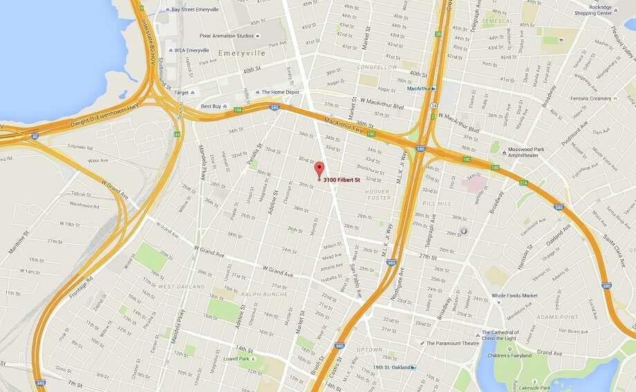 3100 Filbert Street, Oakland, Calif.