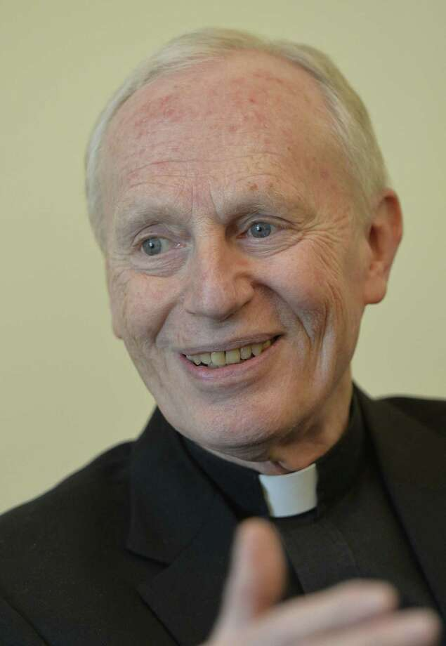 Howard Hubbard, Albany Catholic Diocese Bishop Emeritus (Skip Dickstein/Times Union) ORG XMIT: MER2014040914441371 Photo: SKIP DICKSTEIN / 00026436A