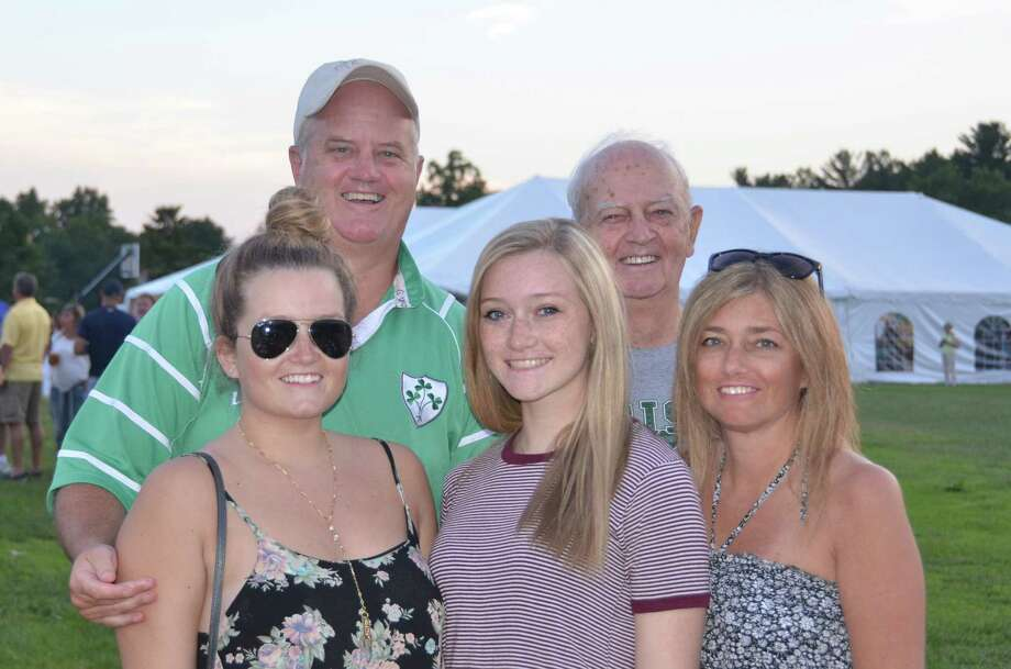 The Fairfield County Irish Festival was held at Fairfield University on June 19, 20 and 21, 2015. Were you SEEN? Photo: Vic Eng  / Hearst Connecticut Media Group