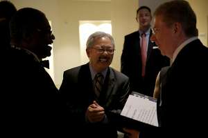 Focus on tech, praise for Ed Lee at mayors conference - Photo