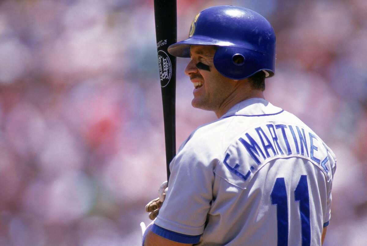 Edgar Martinez will become the latest former athlete to have his or her number retired by a Seattle team on Aug. 12, 2017.
