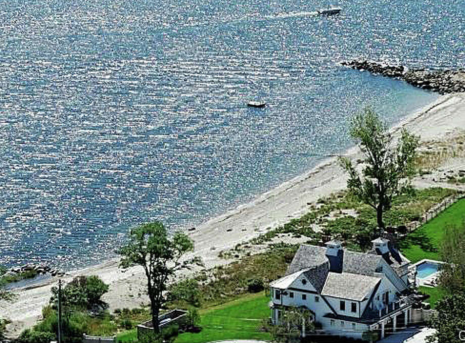 The property at 22 Cross Way was recently sold for $8,275,000. Photo: Contributed Photo / Contributed Photo / Westport News